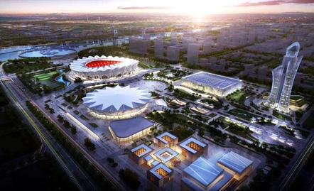 目前,华润,绿城,绿地等知名城市开发运营企业竞相投资园区,投资规模图片