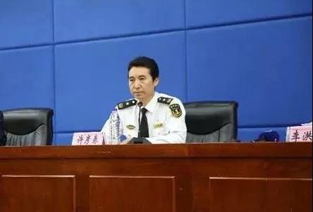 黑龙江海事局党组成员、副局长许