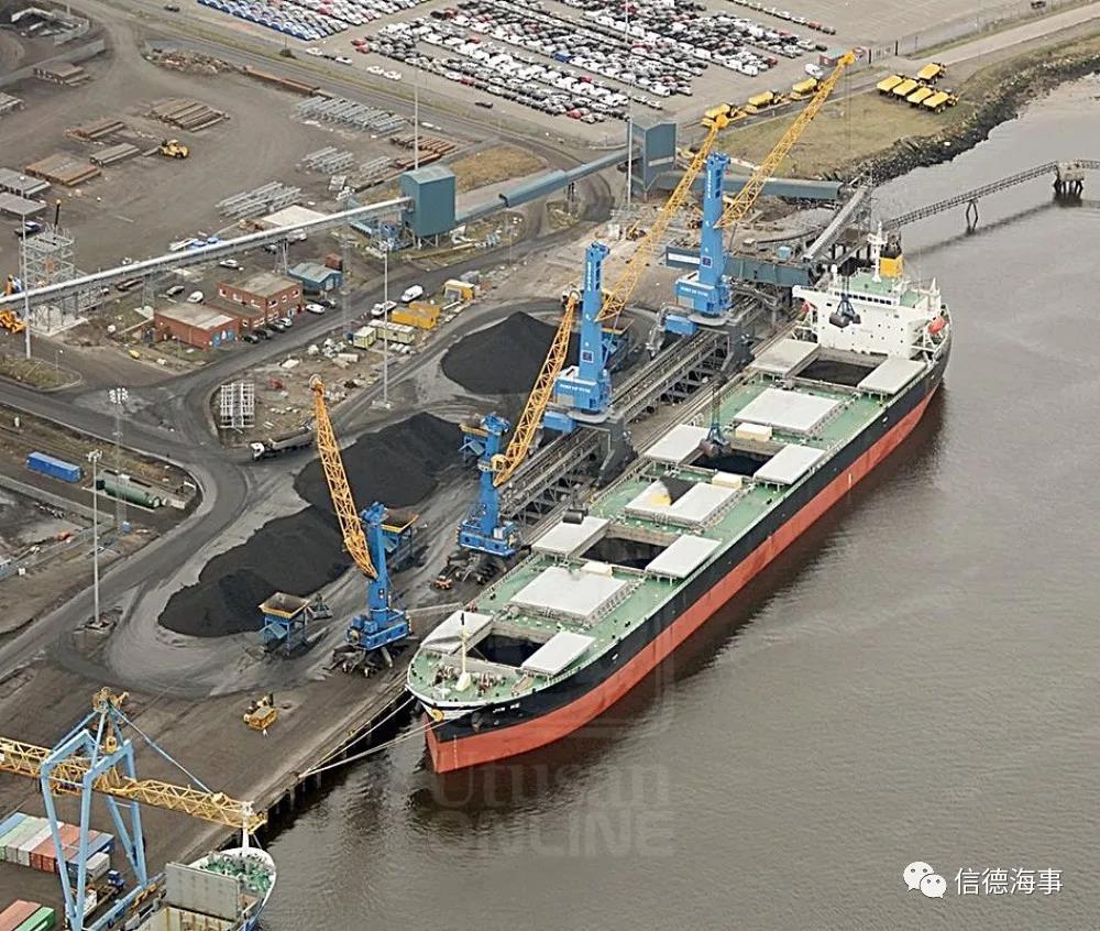 中国将把煤炭进口量限制在3亿吨