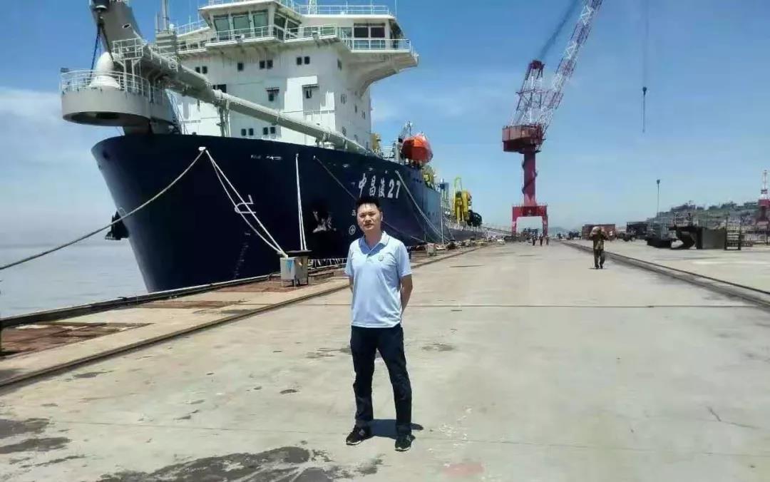 刘阮畅,用金融为航运赋能